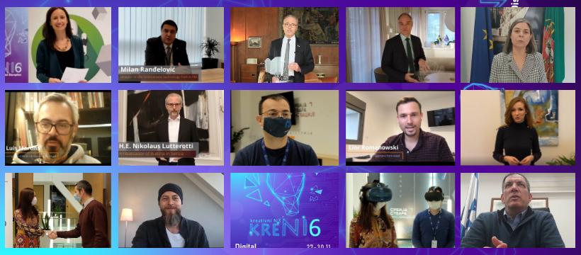 #KRENI6   SUMMARY OF DAY 1
