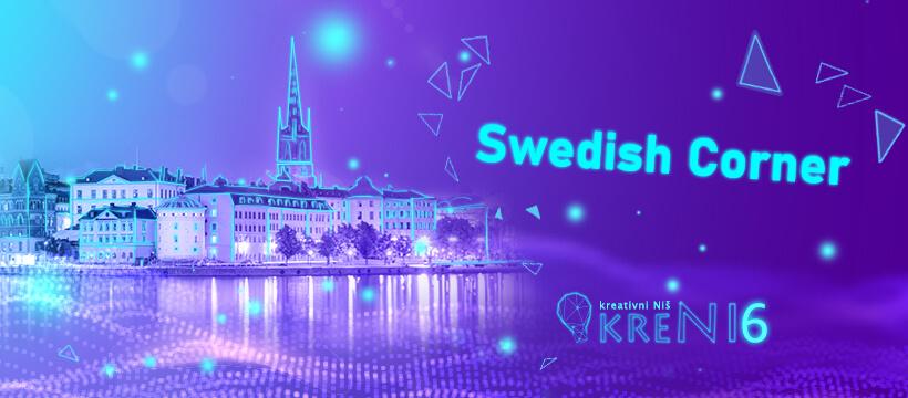Swedish Corner at #KreNI6